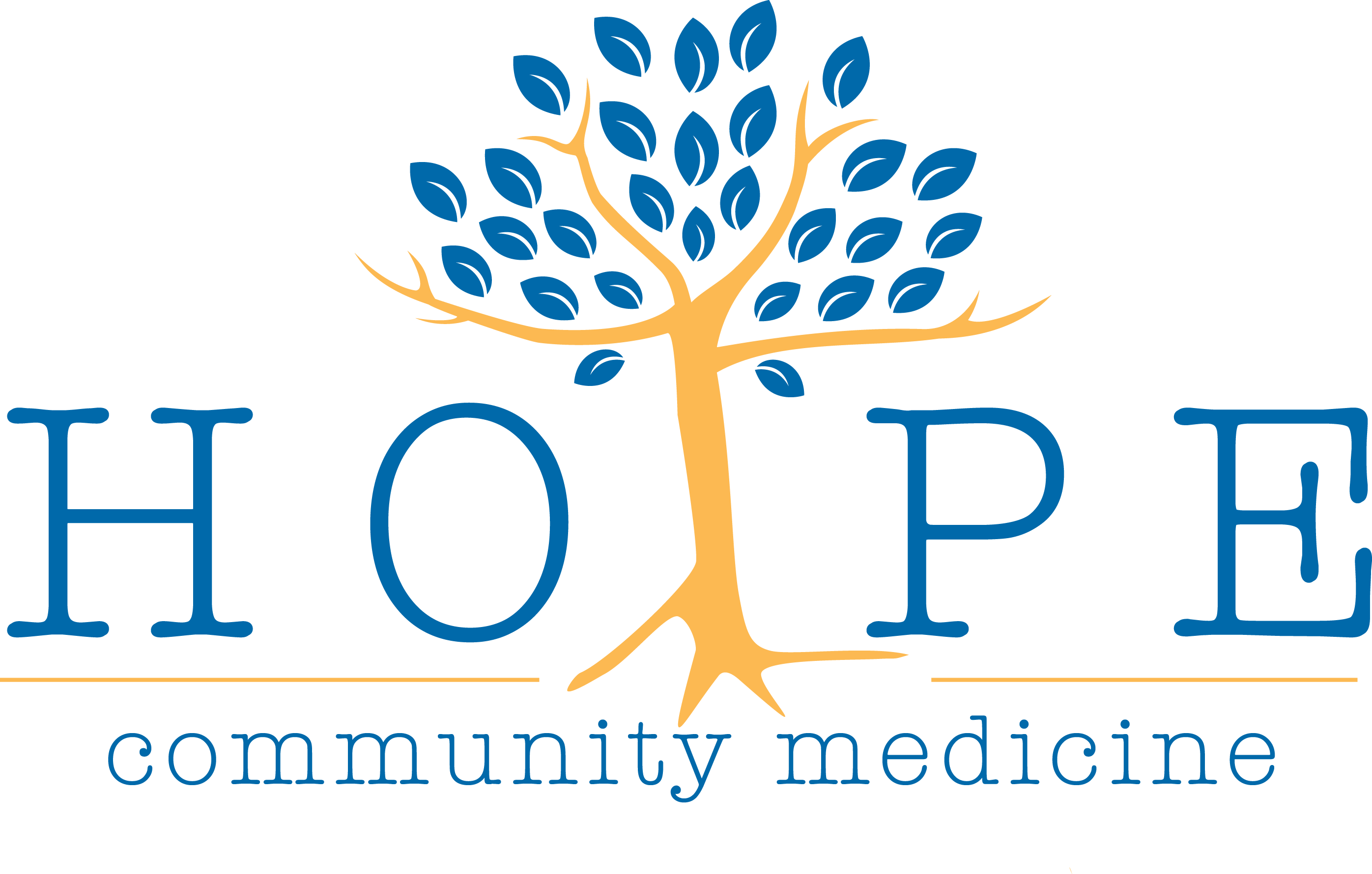 Hope Community Medicine Logo